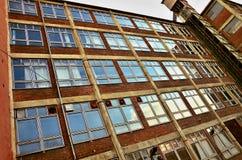 La fábrica vieja Imagen de archivo