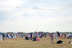 La fête aérienne Photographie stock libre de droits