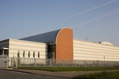 La fabbrica Fotografia Stock
