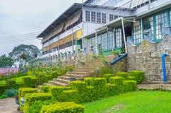La fabbrica del tè Fotografia Stock Libera da Diritti