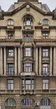 La fachada Fotografía de archivo