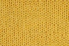 La facture d'un tissu de laine Photos stock