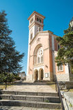 La Falda church Stock Photography