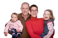 La famiglia Immagini Stock