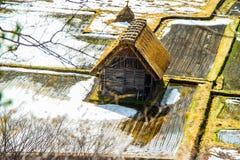 La fattoria Fotografie Stock Libere da Diritti