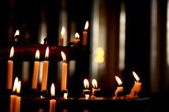 La fede incontra il holiness Fotografia Stock Libera da Diritti