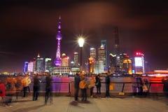 La Federación en Shangai Imagen de archivo