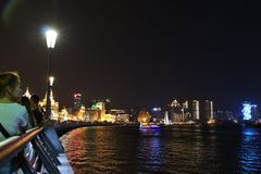 La Federación, Shangai Foto de archivo libre de regalías