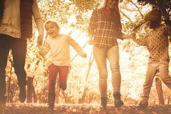 La felicità della famiglia è il più importante immagine stock libera da diritti
