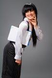 La femme d'affaires Photo libre de droits