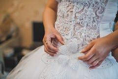 La femme habille une robe 1728 Photographie stock