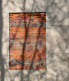 La fenêtre bricked  photos stock