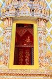 La fenêtre de l'église Photographie stock libre de droits