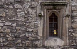La fenêtre du moine photographie stock