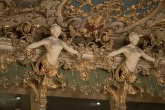 La Fenice de Gran Teatro Imagen de archivo libre de regalías