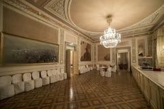La Fenice de Gran Teatro Foto de archivo