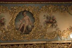 La Fenice de Gran Teatro Fotografía de archivo