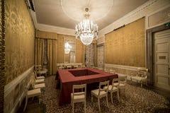 La Fenice Gran Teatro Lizenzfreie Stockfotografie