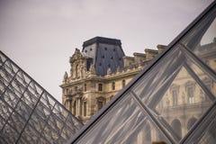 La feritoia, Parigi Immagini Stock Libere da Diritti