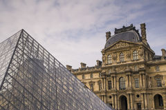 La feritoia, Parigi Fotografie Stock Libere da Diritti
