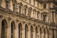La feritoia, Parigi Fotografia Stock Libera da Diritti