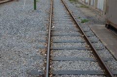 La ferrovia Immagine Stock