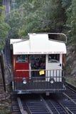La ferrovia della pendenza della montagna dell'allerta a Chattanooga, Tennessee Immagine Stock Libera da Diritti