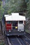 La ferrovia della pendenza della montagna dell'allerta a Chattanooga, Tennessee Immagini Stock
