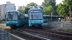 La ferrovia tedesca video d archivio