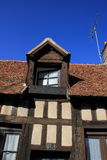 La Ferté Heilige Aubin, Frankrijk Stock Afbeeldingen