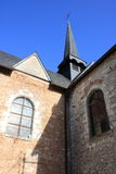 La Ferté Heilige Aubin, Frankrijk Royalty-vrije Stock Foto