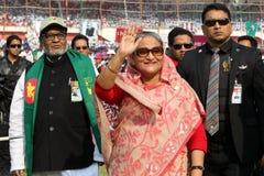 La festa dell'indipendenza del Bangladesh Fotografia Stock Libera da Diritti