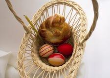 La festività della preparazione di Pasqua Immagine Stock