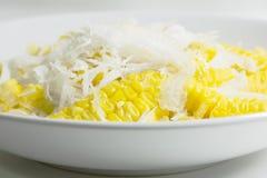 La fetta del cereale Delizioso dolce tailandese Immagini Stock