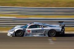 LA FIA GT Photographie stock libre de droits