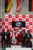 LA FIA GT Images libres de droits