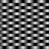 La fibre de carbone wowen la texture Photographie stock