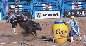 La Fiesta DE Los Vaqueros, Tucson, Arizona stock foto