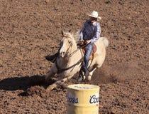 A La Fiesta De Los Vaqueros, Tucson, Arizona Royalty Free Stock Image