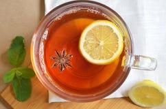 La fiesta del té Fotos de archivo libres de regalías