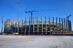 La FIFA 2018, Russie Image stock