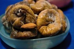 La figue est utile pour les intestins et donne la force au corps image stock