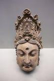 La figura de las grutas de Buddha Fotografía de archivo libre de regalías