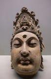 La figura de las grutas de Buddha Foto de archivo libre de regalías