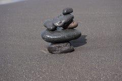 La figura de las piedras Imagen de archivo libre de regalías