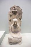 La figura delle grotte di Buddha immagini stock