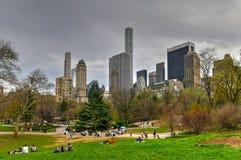 La fila del multimillonario - New York City fotografía de archivo