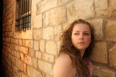 La fille Image libre de droits