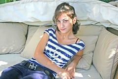 La fille Photos libres de droits