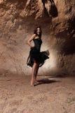 La fille de danse Photos libres de droits